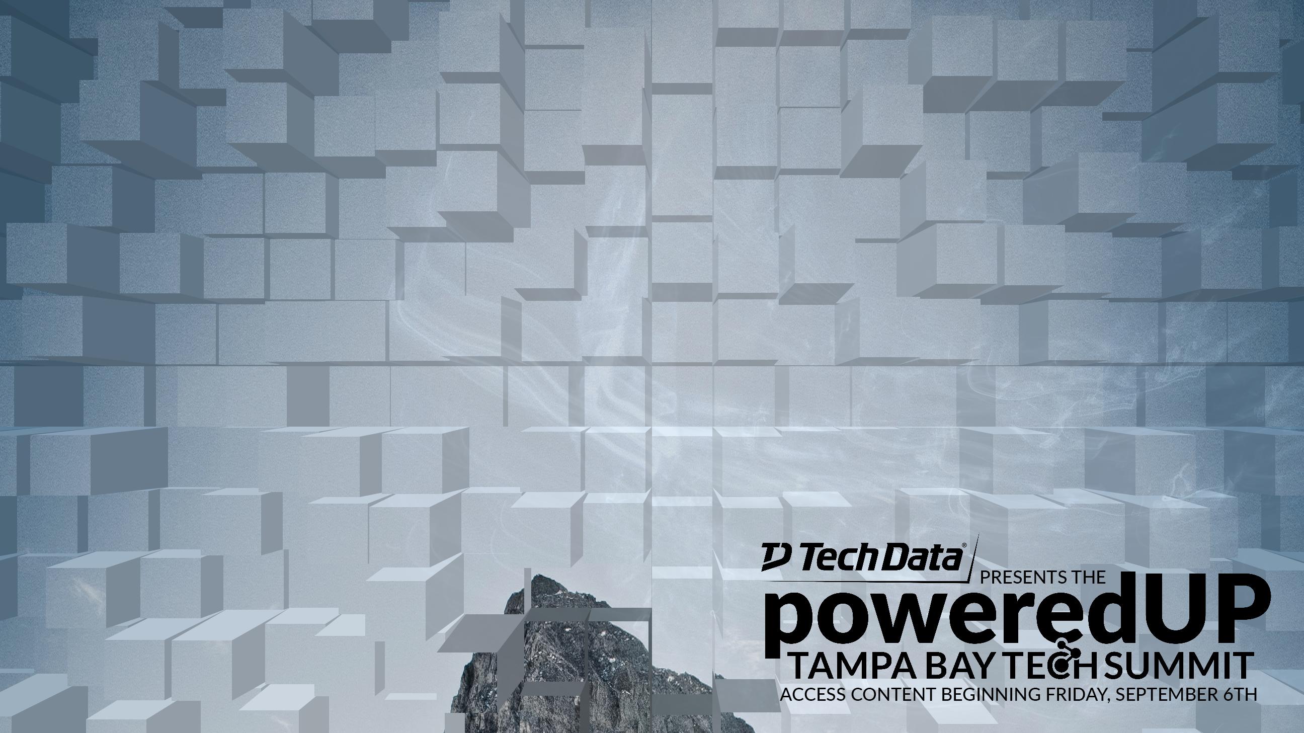 poweredUP Tampa Bay Tech (Virtual) Summit