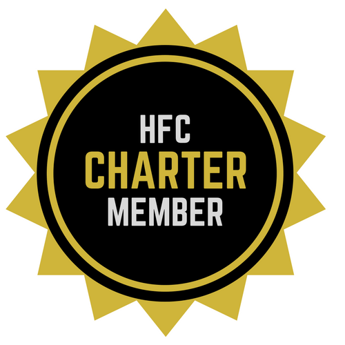 HFC Charter Membership Badge
