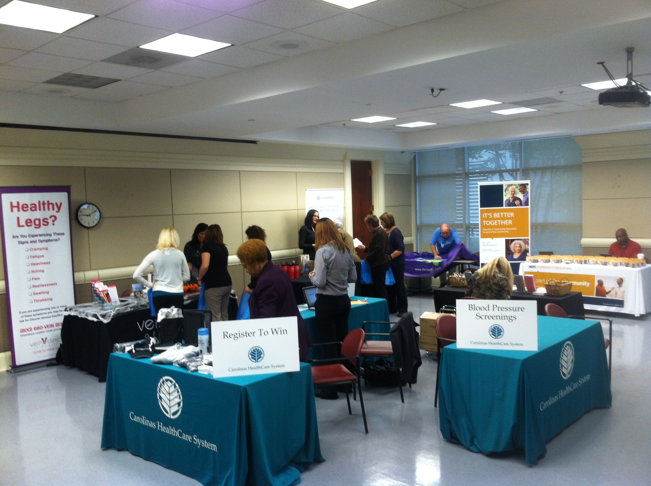 Health Fair Connections | The Top Health Fair Vendor Ideas