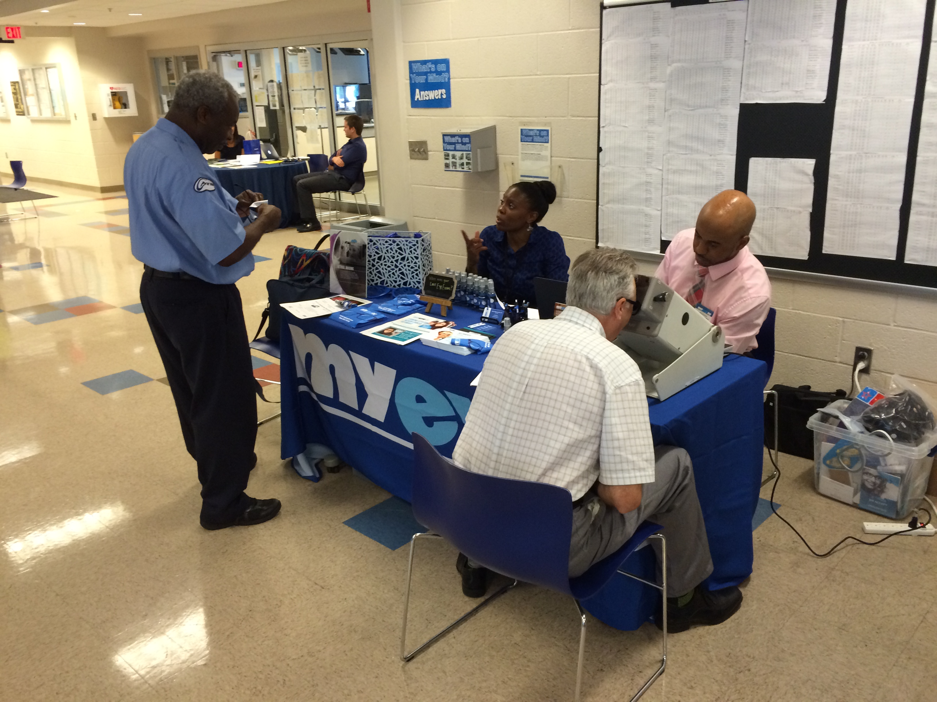 Now Of Course There Are Hundreds Vendor Ideas You Could Go With For Your Health Fair
