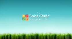 Florida center for allergy booth photo