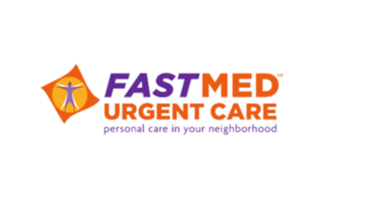 Fastmed urgent care booth photo