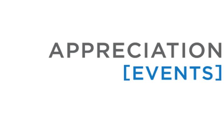 Appreciation events