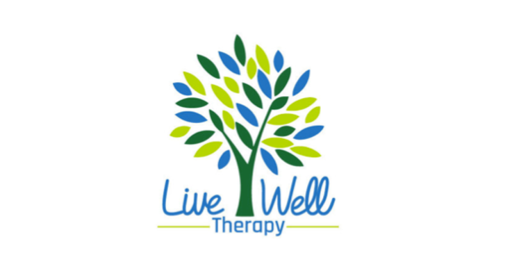 Live well therapy booth photo