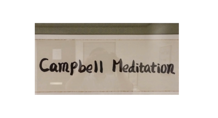 Campbell mediation booth photo