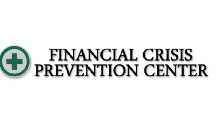 Financial crisis prevention center booth