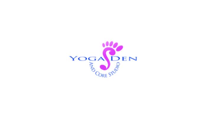 Yoga den booth photo