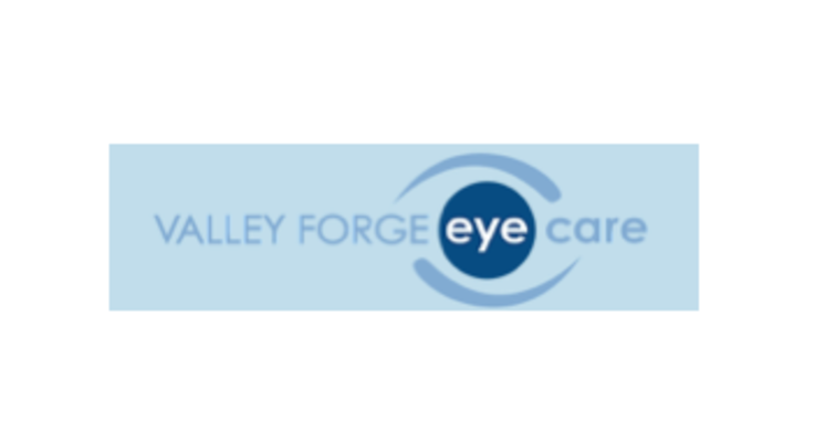 Valley forge eye care booth photo