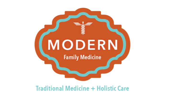 Modern family medicine booth