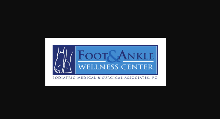 Foot and ankle booth photo