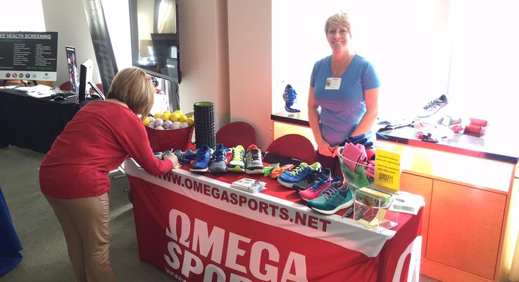 Omega sports photo