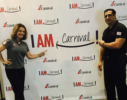 Carnival Invite with Director of Events and Gabriel Carvajal (MPT)