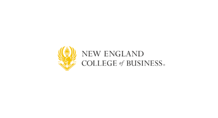 New england college of biz logo