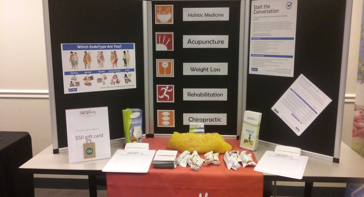 Active health booth
