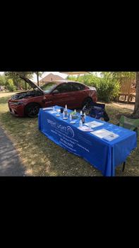 Burr Ridge Healthfair and Car show