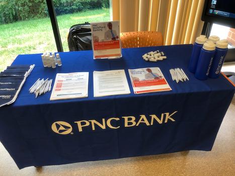 Health Fair Connections   PNC Bank