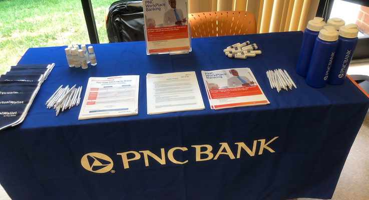 Pnc bank health fair