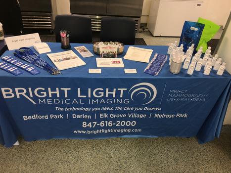 LBP Manufacturing Health fair