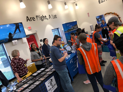 Amazon Health fair