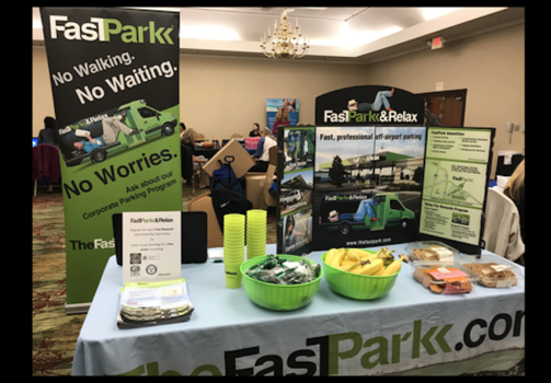 Invite FastPark & Relax to your employee health and wellness fairs in Milwaukee, WI