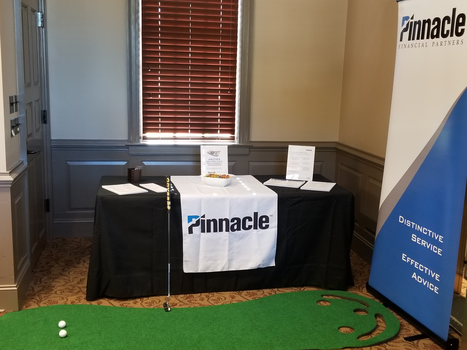Invite Pinnacle Financial Partners to your employee health and wellness events