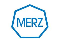 Merz logo hero