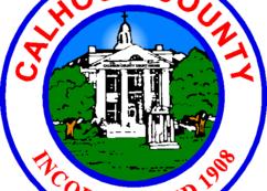 Calhoun county logo