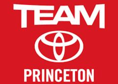 Team toyota of princeton logo