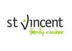 Logo st vincent family center