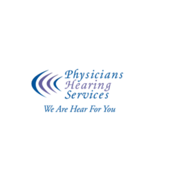 Physicans hearing logo