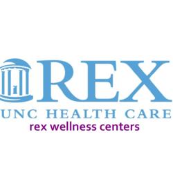 Rex wellness centers logo