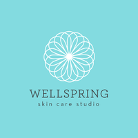 Wellspring logo blue