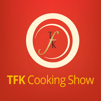 Tfk cooking show logo
