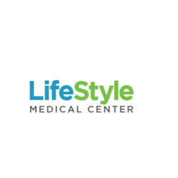 Lifestyle medical center's logo
