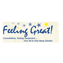 Logo for feeling great