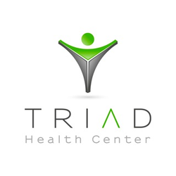 Triad health center   logo 01