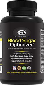 Blood Sugar Optimizer 3 Bottles