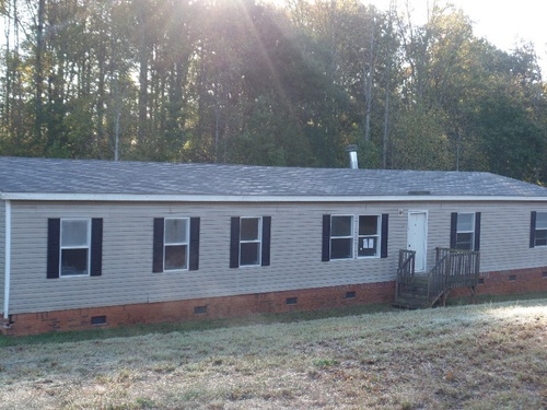 136 Foxhill Drive, Kingstown, NC 28150   Affordable HUD Home