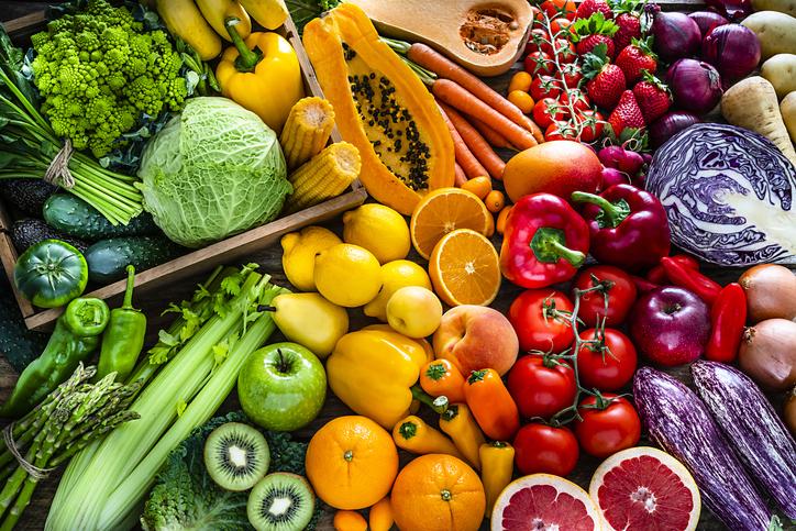 Melhor saúde do coração em oito semanas? Dobrar frutas e vegetais 2