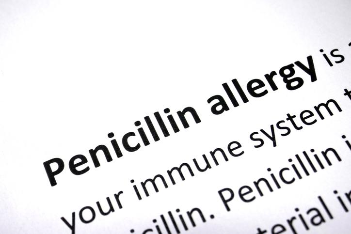 Como posso saber se minha alergia à penicilina é real? 2