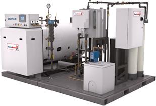 Cleaver-Brooks Modular Steam Boiler