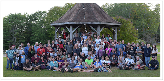 2019 reunion attendees