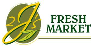 2Js Fresh Market Logo