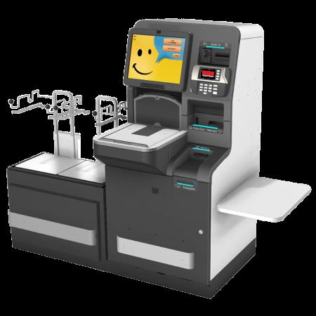 Système de caisse libre-service   ECRS