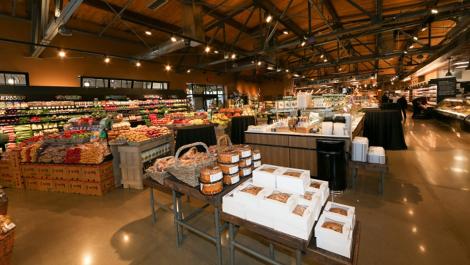 McCaffreys Food Markets Beats the Giants