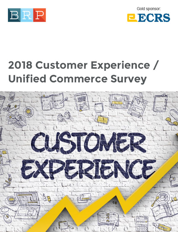 2018 Customer Experience / Unified Commerce Survey