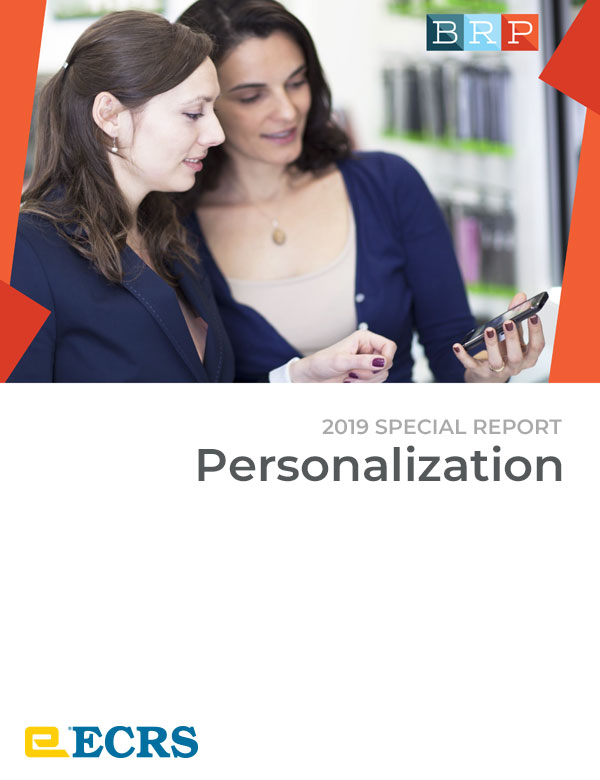 2019 Special Report: Personalization
