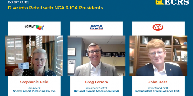 Dive Into Retail with IGA & NGA Presidents