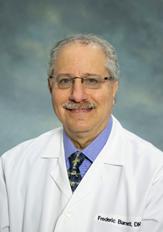 Dr. Fred Barnett Headshot