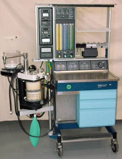 Anesthesia Station